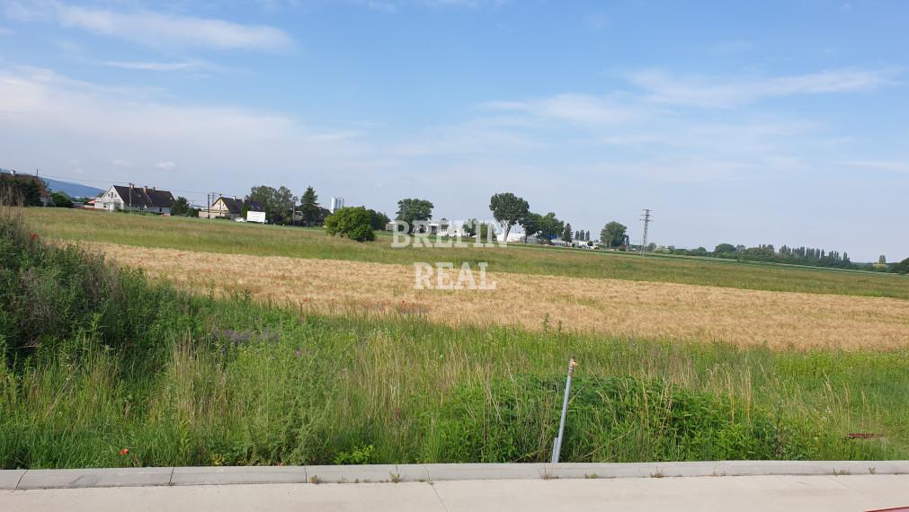 REZERVOVANÉ Stavebný pozemok v Stupave- všetky siete na pozemku.